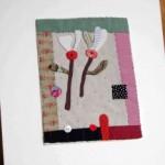 Tableau textile Janet Bolton