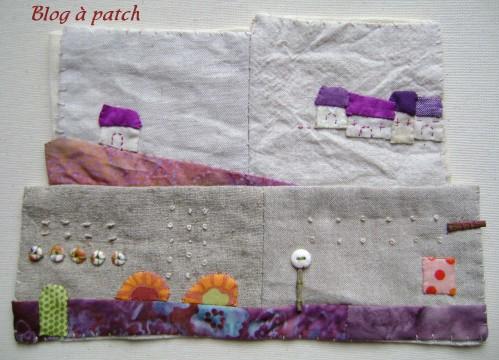 appliqué textile