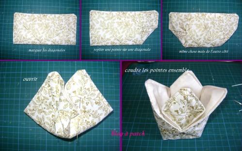 boites en tissu