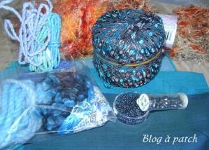 utile en art textile