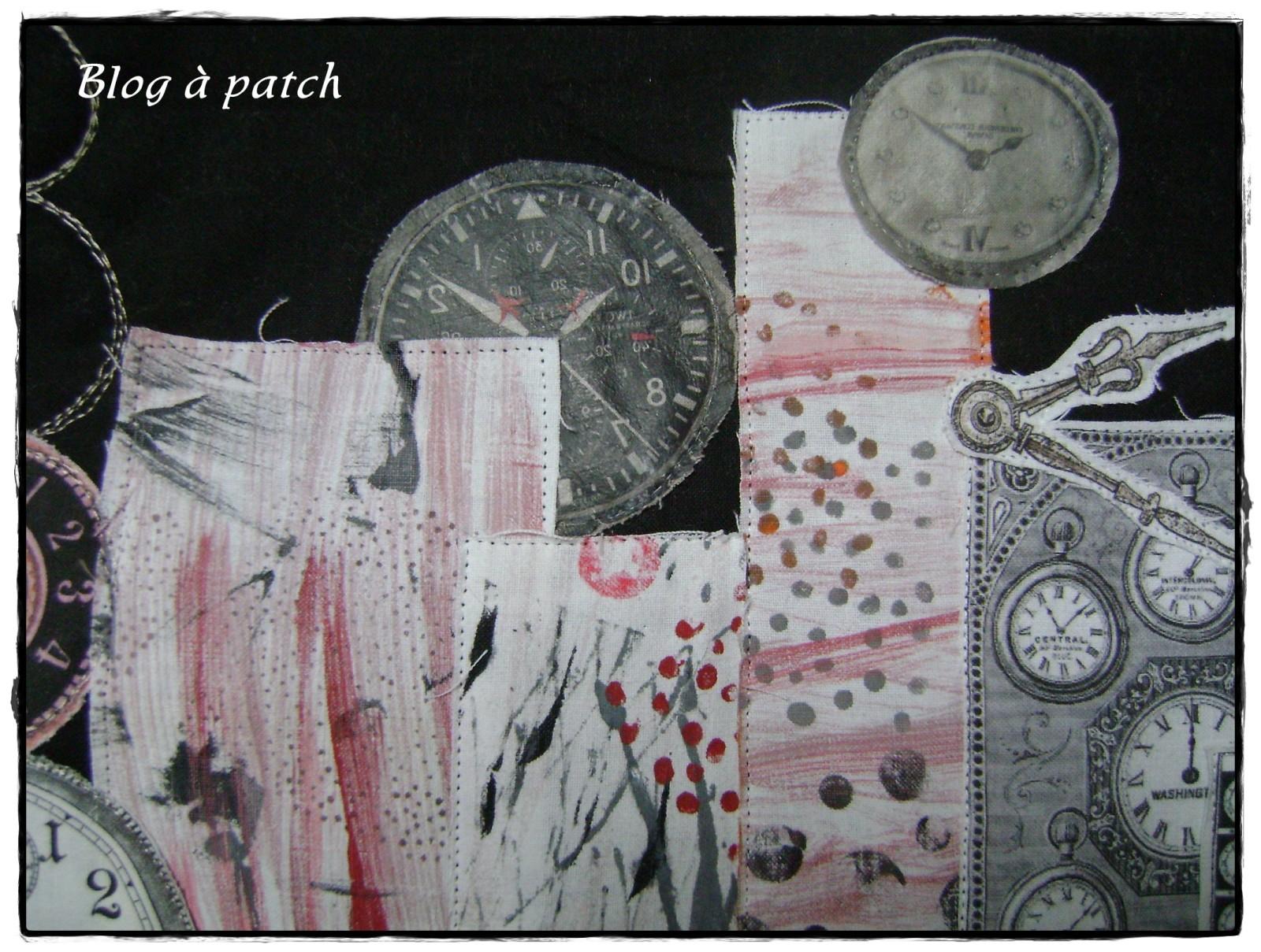 Les transferts sur tissu diff rentes m thodes le blog de patchacha - Imprimer photo sur tissu ...
