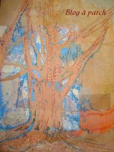 art textile et récupération