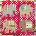 motifs éléphants