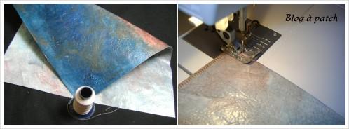 surface pour art textile