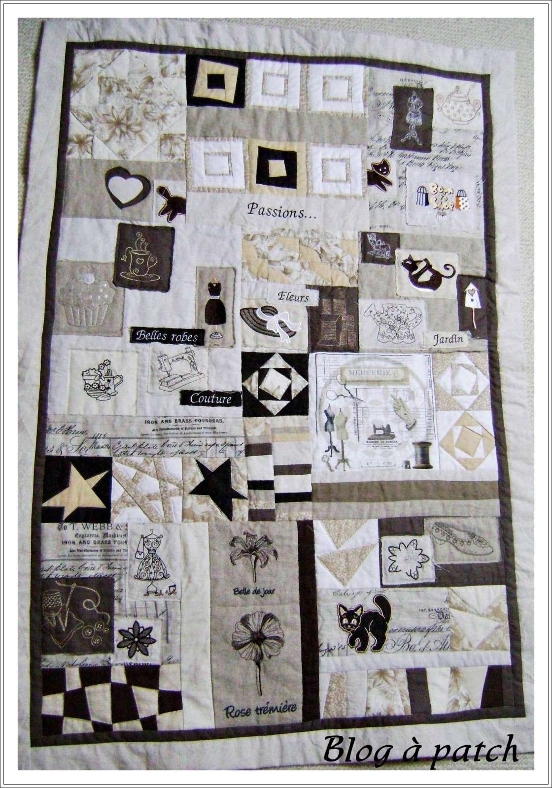 patchwork passion
