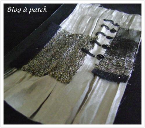 interprétation corset