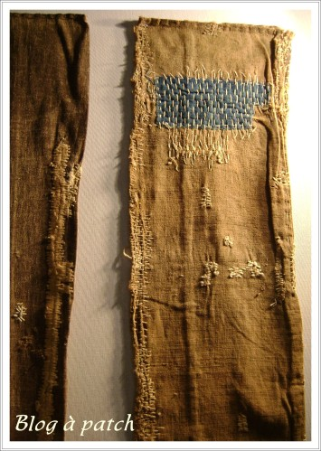 tissu japonais ancien