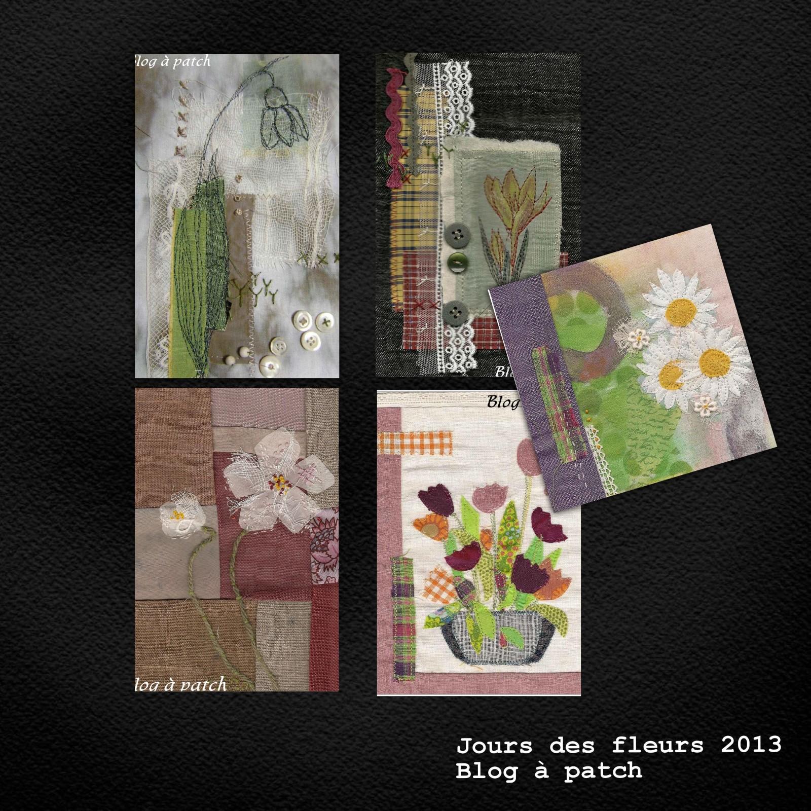 jour des fleurs le blog de patchacha. Black Bedroom Furniture Sets. Home Design Ideas