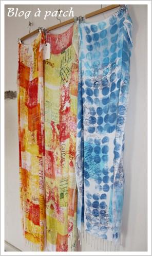création textile contemporaine