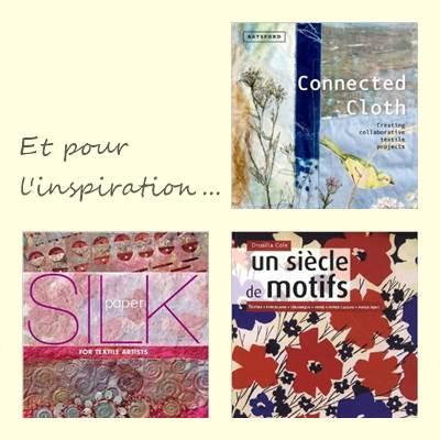 livres art textile