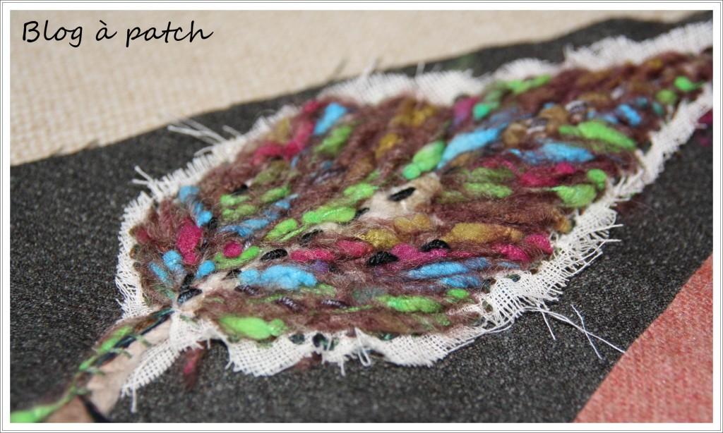 laine piquetée