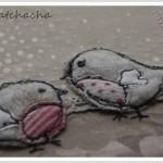 Des oiseaux pour Betyle