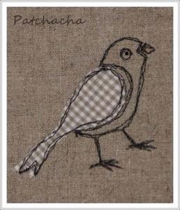 oiseau piqué-libre