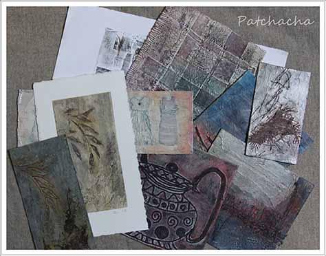 plaques de gravure