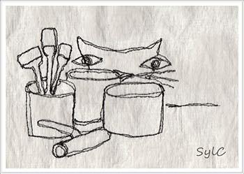 la véritable histoire du Chat