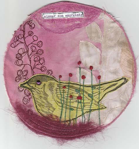 carte textile Anja