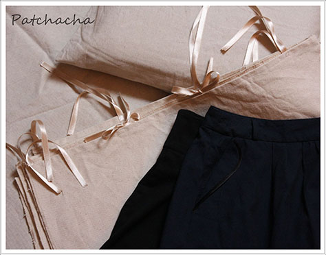 bricoles couture