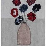 Fleurs et tissus – mars