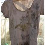 T-shirt eco-print (5)