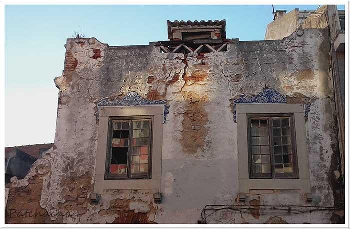 maison ancienne Portugal