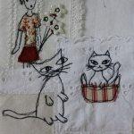 La véritable histoire du Chat – Une fille à la maison