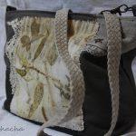Impressions d'eucalyptus, ou le sac à bandoulière…