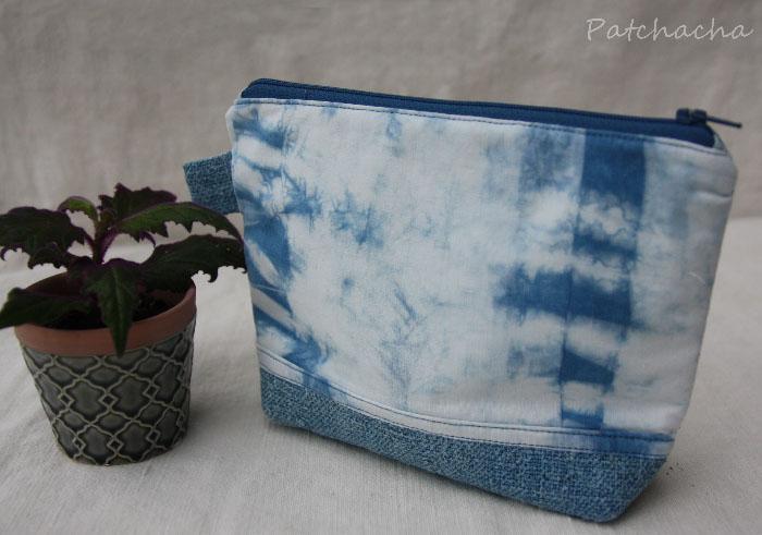 Trousse chanvre et coton