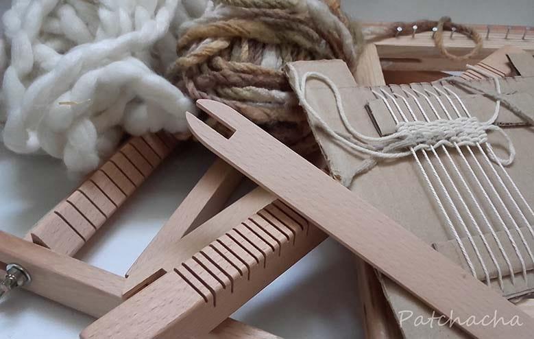 outils pour tisser