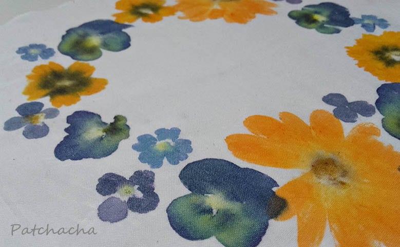 impressions florales