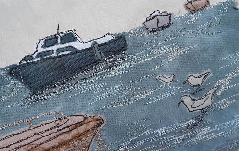 tableaux mer