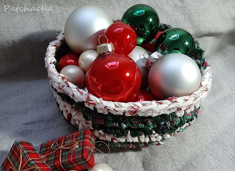 Noël en tissu