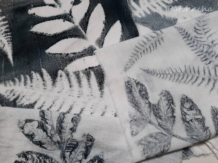 monotype feuilles