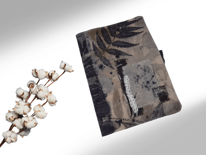 pochette artiste ecoprint