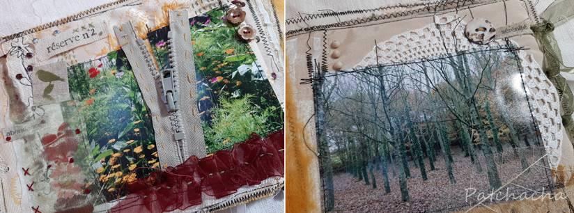 embellissements textiles