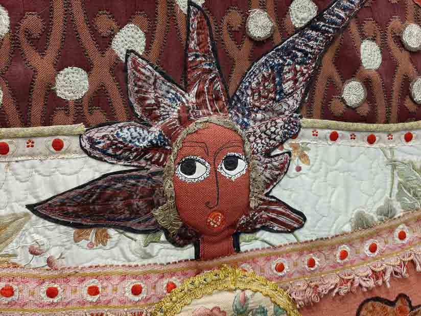 poésie textile